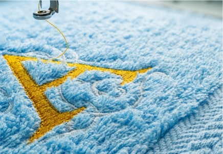 Embroidery Service - Looksmart Alterations